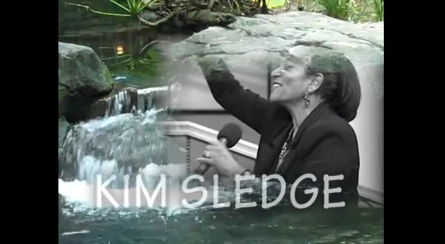 KIM SLEDGE PROMO