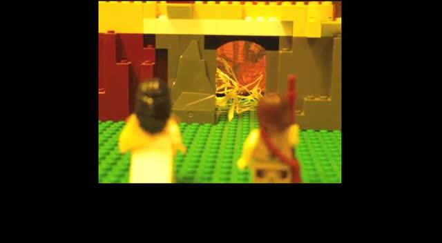 Lego Christmas 2011 Video 2 of 5:Love