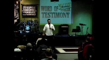George's Testimony 1-13-12
