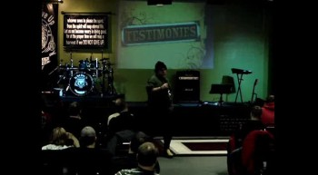 Eric's Testimony 1-13-12