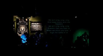 Sing, Sing, Sing - Chris Tomlin cover 1-15-12