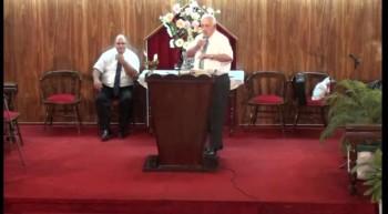 Apartate de aquellos que dividen. Pastor Walter Garcia. 8-01-2012