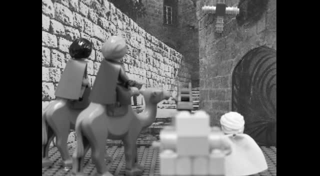 Lego Christmas Kids' Video 4 of 5: PEACE