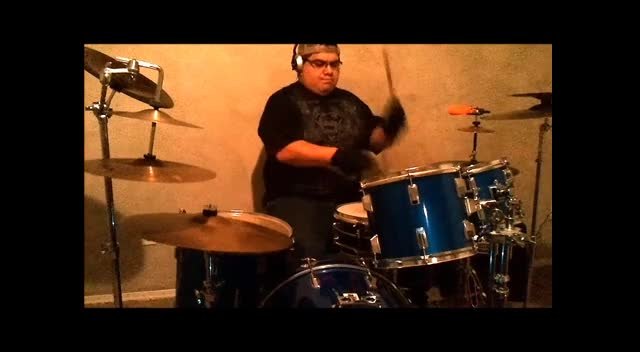 Marcela Gandara Drum cover