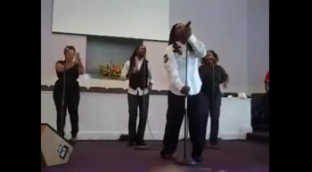 Why You Shouldn't Jump on Tables During Praise and Worship