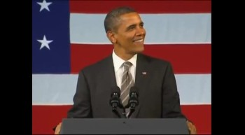 President Obama Singing Soul