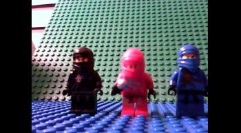 lego ninjago music video