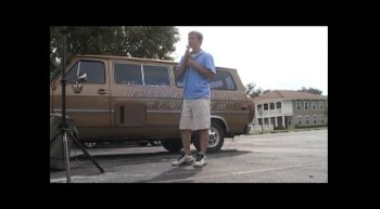Loving Hands Ministries..Street Evangelism in Ebor City, Florida (Jason Brunderman)(Part 2)