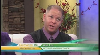 Mike & Trisha Fox Marriage for Today on Fox News 21 / WBOC TV / Delmarva Life