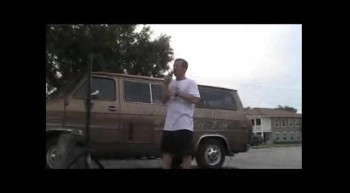 Loving Hands Ministries..Street Evangelism in Ebor City, Florida (Joe Hamblen) (Part 2)
