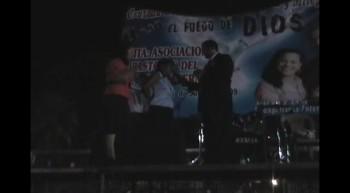 PASTORES BOURGET EN HONDURAS BAJO EL FUEGO DE DIOS!