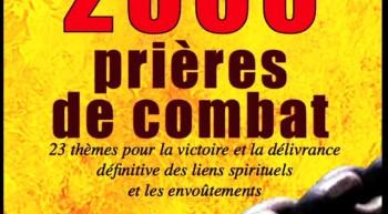 2300 PRIERES DE VICTOIRE ET DELIVRANCE - LIVRE ALLAN RICH