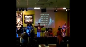 Take My Life - Jeremy Camp cover 1-20-12