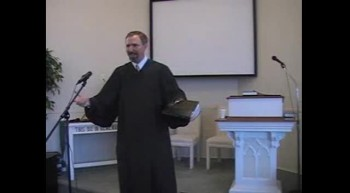 """The Christian Ministry,"" Pt 1 1/08/2012; R Scott MacLaren First OPC Perkasie"