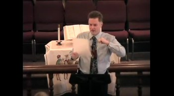 St. Matts Sermon 1-8-12
