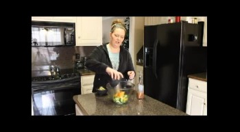 Healing Your Temple   Salad Recipe