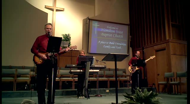 Peace in The Valley - Rising Faith