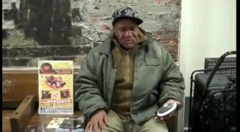 Homeless Man Danny Small Has Incredible Voice