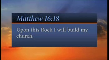 """""""Built Upon a Rock"""" (Every Word with John Bradshaw)"""