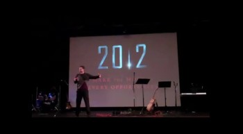 New Year's Service by Pastor Brian
