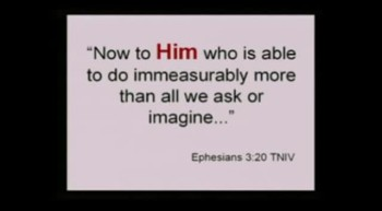 Immeasurably More  (01-14-12)