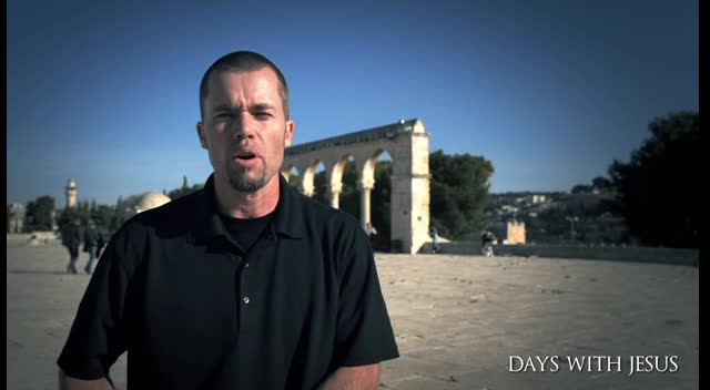 Days With Jesus - Jesus Cleans the Temple