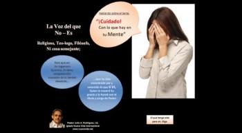 Cuidado con lo que hay en tu Mente.  Pastor Julio Rodriguez. La voz del que no es