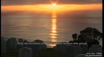 A Sisters Love (Fort Rosecrans National Cemetery, Christmas, 2011)