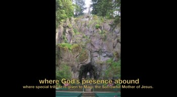 The Grotto The National Sanctuary of Our Sorrowful Mother