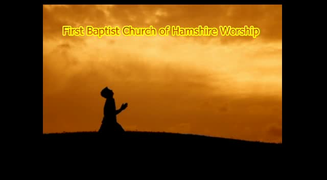 Worship FBC Hamshire
