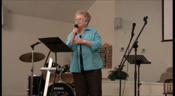 Sunday Night Sing ~ Virginia Wilson