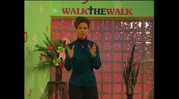 Walk the Walk with Ramona Wink-God is A God of Details!-2-8-2012