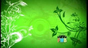 """Free Abstract Worship Background """"Lime Kiss"""""""