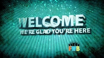 """Free Welcome Background """"Film Pop Welcome"""""""