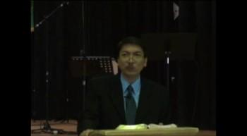 Pastor Preaching - January 29, 2012