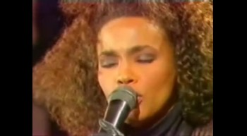 Whitney Houston Sings Beautiful Gospel Montage
