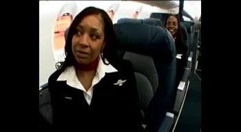 First All African American Female Flight Crew