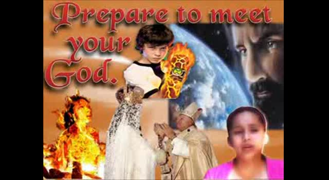 PREPARE TO MEET YOUR GOD