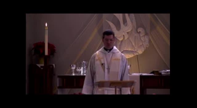 OSLC 2012 Jan 8 Sermon