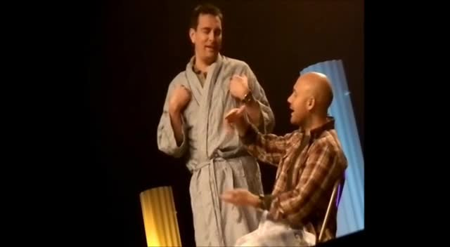 Skit Guys - What Keeps You From Following God Part 1 2-1-12