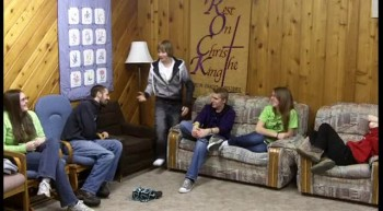 Youth Group: February 4, 2012