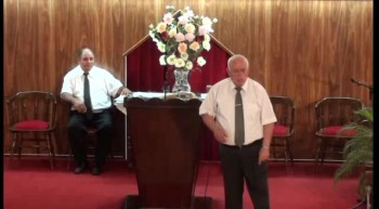 Dios nunca nos desampara. Pastor Walter Garcia. 29-01-2012