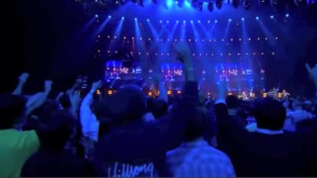 Background lecrea live at passion 2012