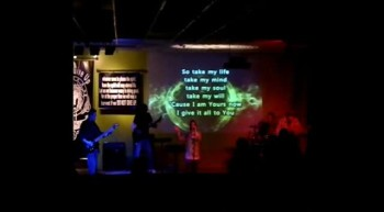 Take My Life - Jeremy Camp cover 2-3-12