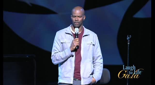 Laugh for Life Gala 2011 - Michael Jr. - Amen