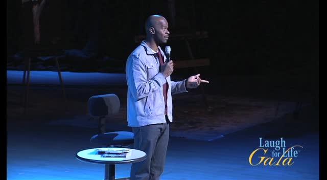 Laugh for Life Gala 2011 - Michael Jr. - Funeral