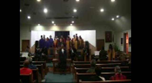 M.A.M.A. Winter Revival(Mass Choir)6/9