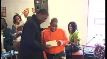 Chicago Bears Football Player Surprises Teen