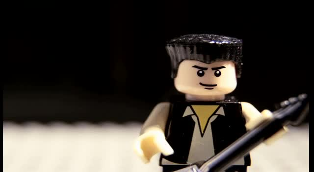 Skillet Lego Music Video Awake and Alive HD