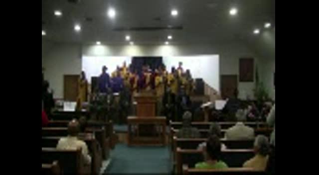 M.A.M.A. Winter Revival(Mass Choir)7/9
